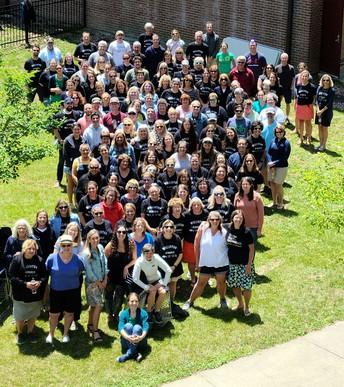 Williston Teachers Welcome Students