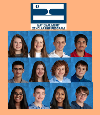 National Merit Semi-Finalists and Commended Students