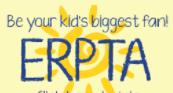 Be your kid's biggest fan! ERPTA