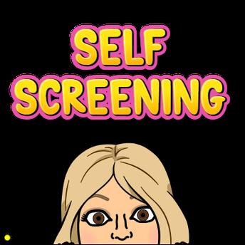 Self-Screening
