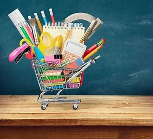 Students in Grades 9-12 should have the following school supplies: