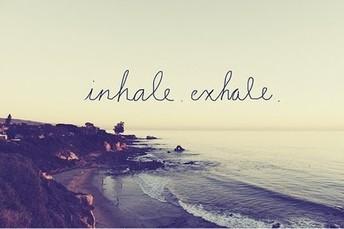 Focus on the Breath
