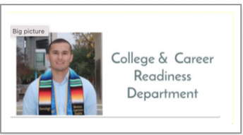 College Program Coordinator