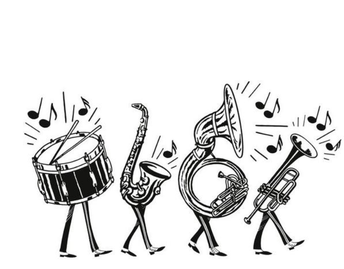 It's Time to Join Band!!