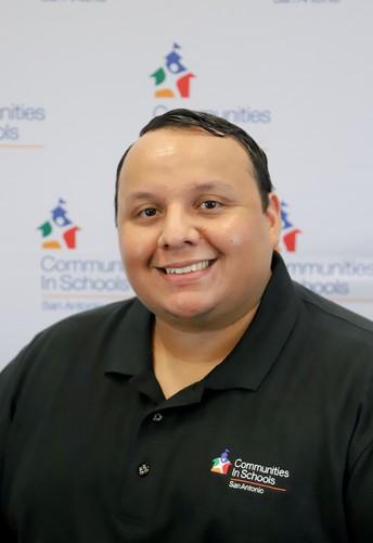 Communities in Schools-Mr. Martinez