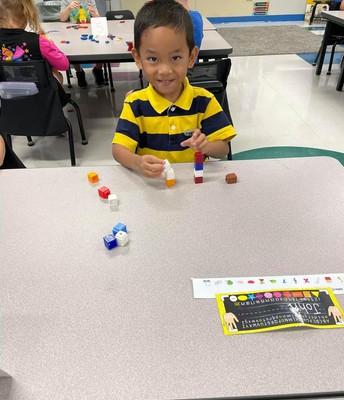 Kindergarten Math Time