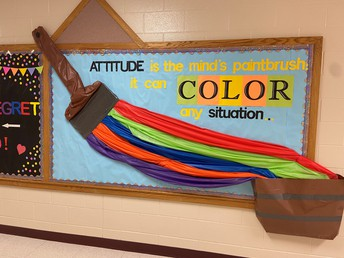 Bulletin Board's completed