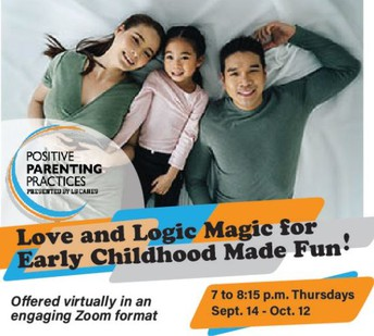 Love & Logic For Early Childhood