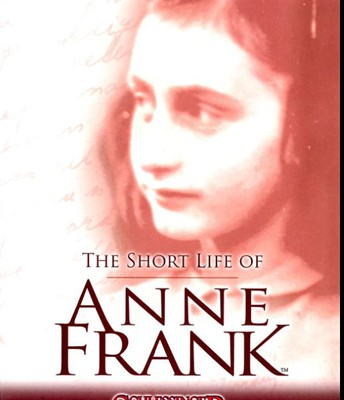 DVD- The Short Life of Anne Frank