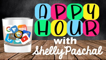 Techie Teacher Appy Hour: Serving up fun, useful, and engaging professional development.