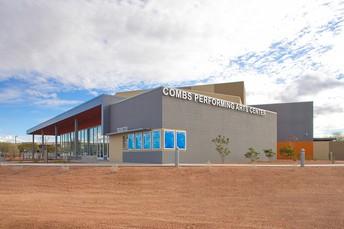 Combs Performing Arts Center News