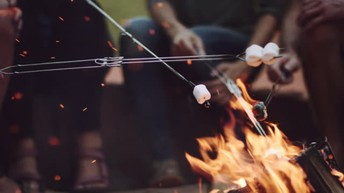 Campfires, Hymns, and S'mores, oh my!