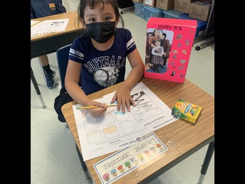 """2ND GRADE: """"ALL ABOUT ME"""" BOX!"""