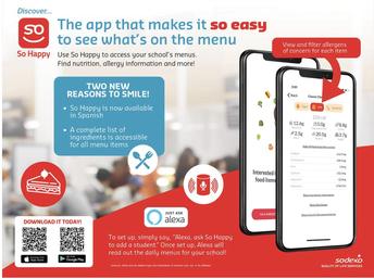 Sodexo's So Happy App