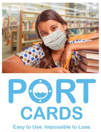 PORT CARDS for Students