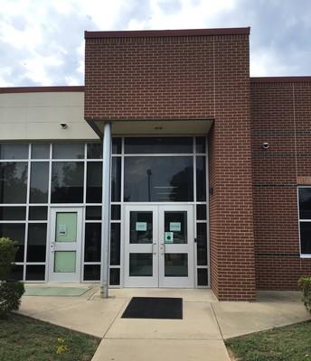 A Hall Entrance