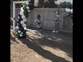 Fun Run Finish