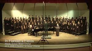 District Honors Chorus