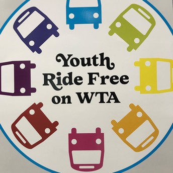 WTA Bus Fare: FREE for Youth