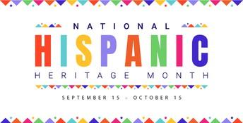 It's Hispanic Heritage Month!
