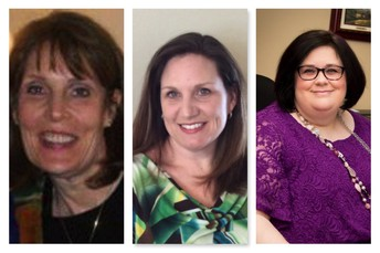 Dr. Nancy Gallavan, Dr. Erin Shaw, and Dr. Amy Thompson: