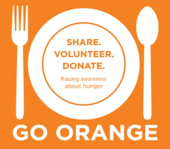 Go Orange on September 17th!