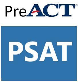 CHS PSAT/PreACT October 13th