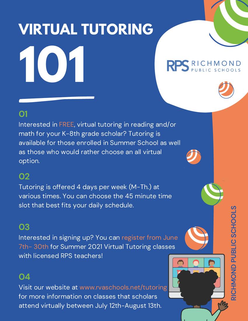 RPS Virtual Tutoring