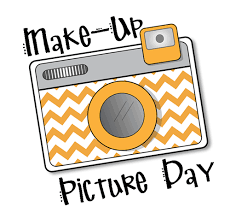 Make-up Picture Day - Wednesday, June 2