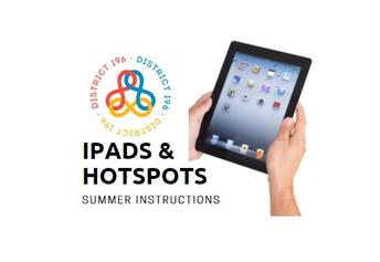 Summer iPads