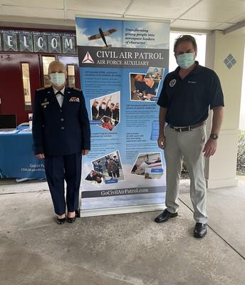 Civil Air Patrol at MacDill Air Force Base