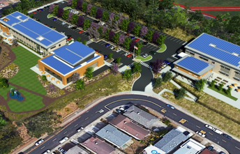 District Office/Adult Education Campus Project