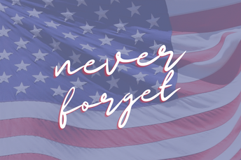 Patriot Day Remembrance: 9/11