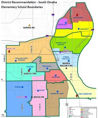 School Boundary Changes (2022-2023)