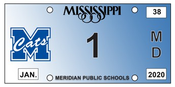 Purchase Your Official MHS Wildcats Tag Today!