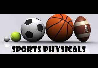 Summer Sport Physical Program