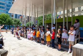 Our Kindergarten Bridging Ceremony 2021