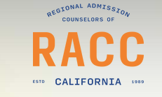 RACC -- Regional Admissions Counselors of California