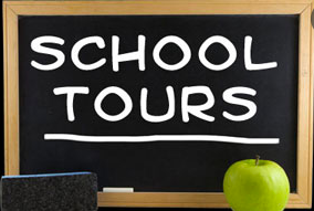WMS School Tours 8/26 and 8/30!