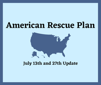 American Rescue Plan Act Update