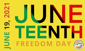 Juneteenth Resources / Events Around Town