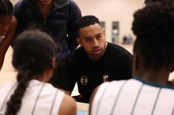 Sione to Coach Franklin Bulls