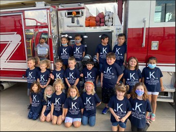 Field Trip to the Fire Station