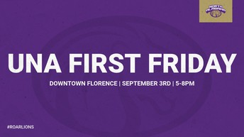 First Friday: September 3, 2021