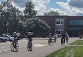 Bike Riding in PE