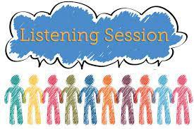 Parent/Guardian Listening Sessions