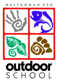 2021-22 Outdoor School for 6th Grade