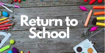 Changes in Return to School Event