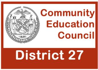 Community District Education Council 27 Calendar Meeting