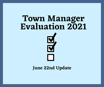 Town Manager Evaluation